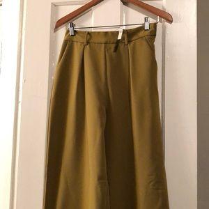 ASOS wide leg pants